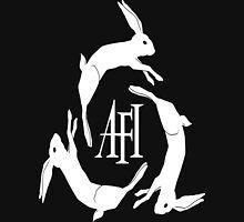 AFI Logo White Unisex T-Shirt