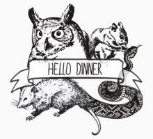 Hello Dinner by rikkisixx