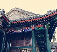 Eave3-The Prince Gong Mansion by deviloblivious