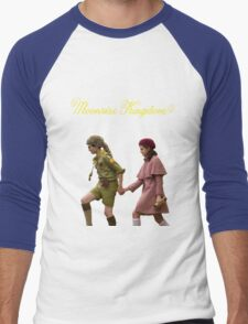 Moonrise Kingdom- Sam and Suzy Men's Baseball ¾ T-Shirt