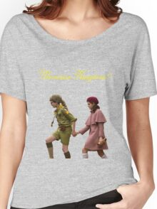 Moonrise Kingdom- Sam and Suzy Women's Relaxed Fit T-Shirt