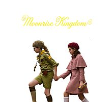 Moonrise Kingdom- Sam and Suzy Photographic Print