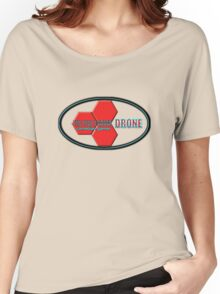 """The Hive Leader: """"Drone""""  Women's Relaxed Fit T-Shirt"""