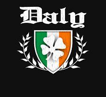 Daly Family Shamrock Crest (vintage distressed) Unisex T-Shirt