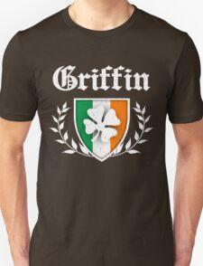 Griffin Family Shamrock Crest (vintage distressed) T-Shirt