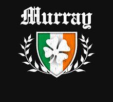 Murray Family Shamrock Crest (vintage distressed) Unisex T-Shirt