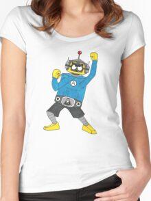 AquaPlex! Women's Fitted Scoop T-Shirt