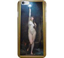 La Verite iPhone Case/Skin