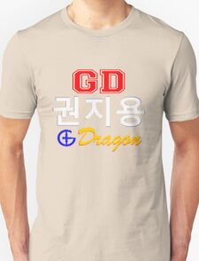 ♥♫Big Bang G-Dragon Cool K-Pop GD Clothing & Cases & Stickers & Bags & Home Decor & Stationary♪♥ Unisex T-Shirt