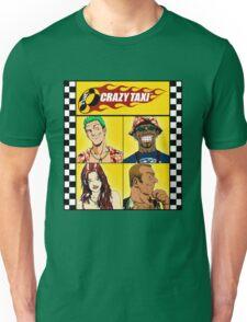 Crazy Taxi Unisex T-Shirt