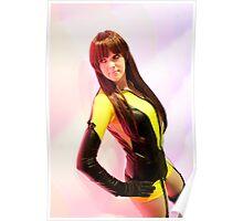 Duchess Sakura Cosplay - Silk Spectre  Poster