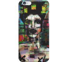 Grande gueule iPhone Case/Skin