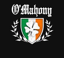 O'Mahony Family Shamrock Crest (vintage distressed) Unisex T-Shirt