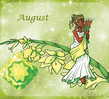 August Zodiac by Akumabaka
