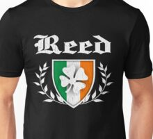 Reed Family Shamrock Crest (vintage distressed) Unisex T-Shirt