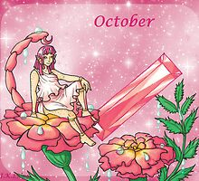October Zodiac by Akumabaka