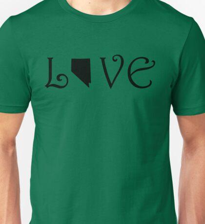 NEVADA LOVE Unisex T-Shirt