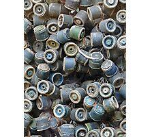 Landmines Photographic Print