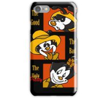 The Good, The Bad, & The Pretty iPhone Case/Skin