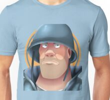 Blu Soldier Unisex T-Shirt