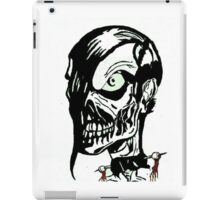 Misfits Skull Artwork iPad Case/Skin