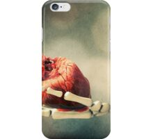 All I Ever Wanted Was Your Heart iPhone Case/Skin