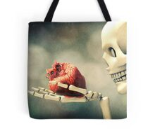 All I Ever Wanted Was Your Heart Tote Bag
