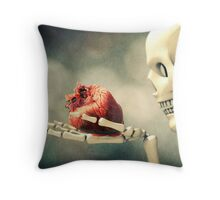 All I Ever Wanted Was Your Heart Throw Pillow