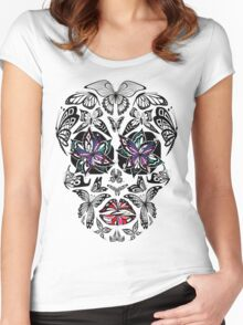 ButterFace Women's Fitted Scoop T-Shirt