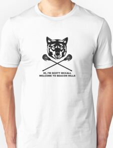 Welcome to Beacon Hills T-Shirt