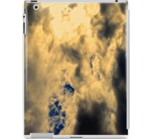 Power Sky iPad Case/Skin