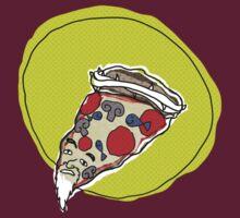 Pizza Jesus by SmokingSheep
