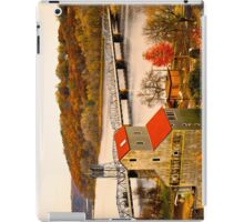 Rustic Stillwater iPad Case/Skin
