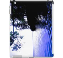Purple Waters iPad Case/Skin
