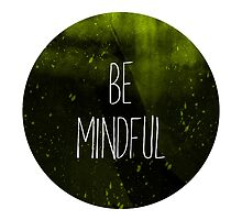 Be Mindful by randoms