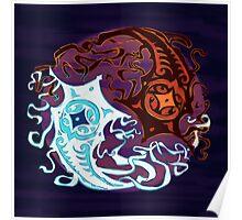 Raava and Vaatu Poster