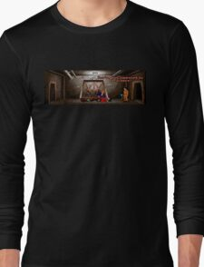 You're not supposed to be in here! (Monkey Island 2) Long Sleeve T-Shirt