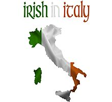 Irish in Italy Photographic Print