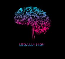 Legally High Smoky Brain by Jade Widdowson