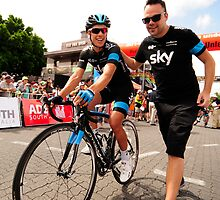 Richie Porte by Eamon Fitzpatrick