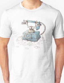 Old Telephone Unisex T-Shirt