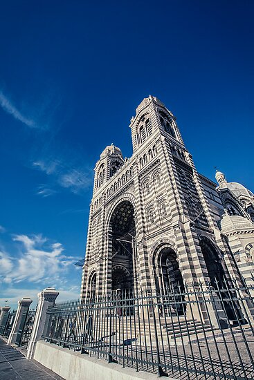 Marseille Cathedral by Tyler Nardone