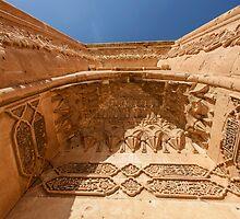 Ishak Pasa Palace by emirali kokal
