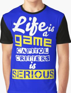 CAPITOL CRITTERS  Graphic T-Shirt