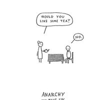 Anarchy in the UK by MajoraHughes