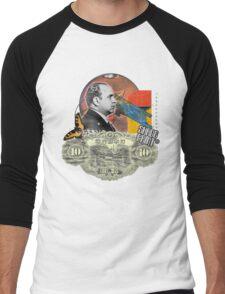 Coldfusion Calculations. Men's Baseball ¾ T-Shirt
