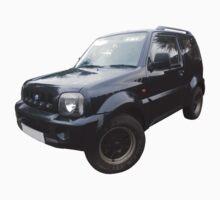 Suzuki Jimny by ahsdesign