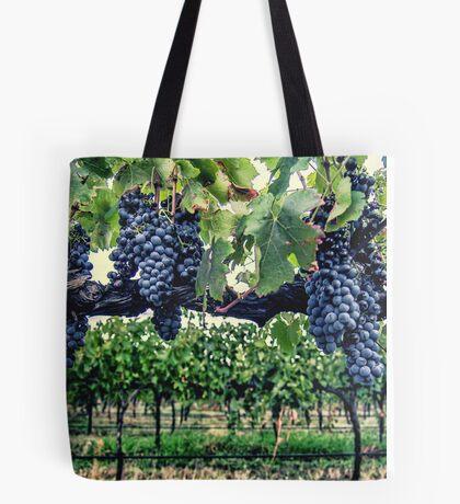 Shiraz on the Vine Tote Bag