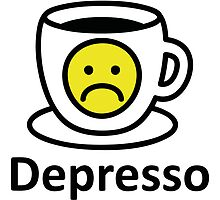 Depresso in the Morning by chrisbears