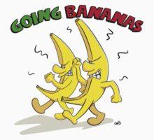 Going Bananas Baby Tee